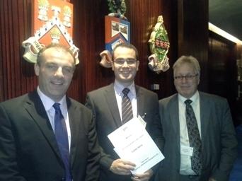 Benefits management sig announces postgraduate student - Carlos serra ...