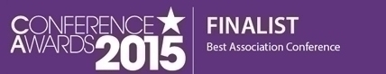 APM named as finalist for Best Association Conference 2015