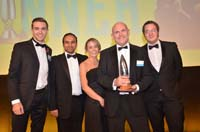 EC Harris LLP win APM Award