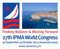 IPMA World Congress 2013
