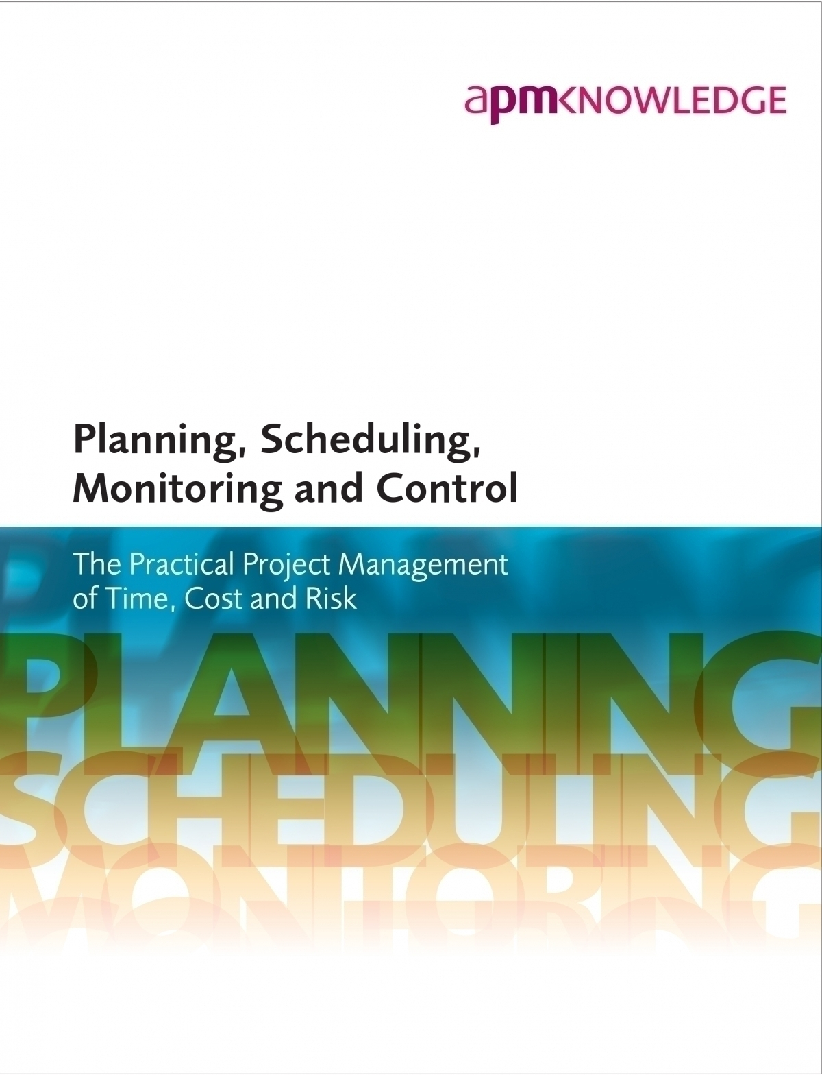 APM Planning, Scheduling, Monitoring and Control guide