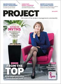 Project magazine relaunch March 2015