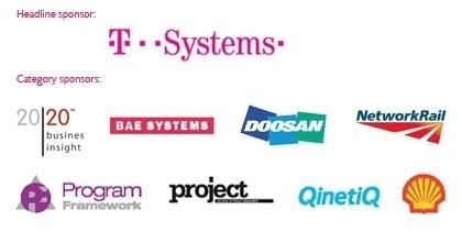 APM Awards 2014 sponsors